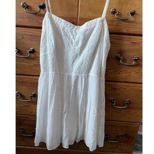 Aeropostale White Mini Dress